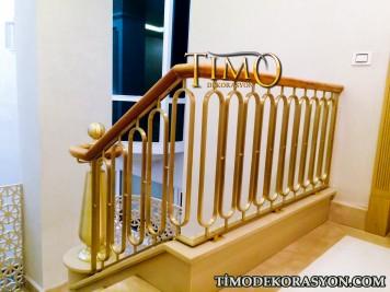 Ferforje Merdiven Korkuluğu Kod: FM-17