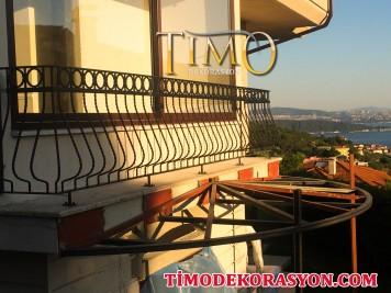 Ferforje Merdiven Korkuluğu Kod: FM-22