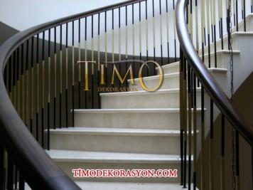 Ferforje Merdiven Korkuluğu Kod: FM-28