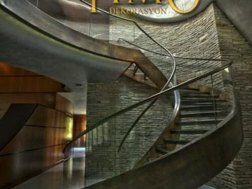 Ferforje Merdiven Korkuluğu Kod: FM-32