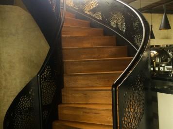 Ferforje Merdiven Korkuluğu Kod: FM-24