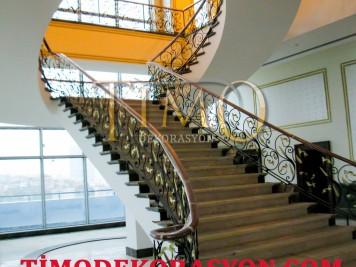 Ferforje Merdiven Korkuluğu Kod: FM-12