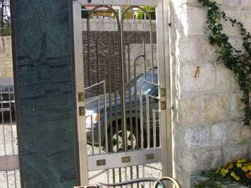 Paslanmaz Bahçe Kapısı Kod: PS-24