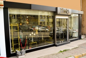timo dekorasyon showroom