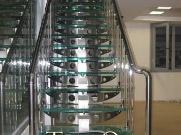 Merdiven kostrüksiyonu Kod: MD-57