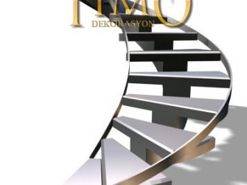 Merdiven kostrüksiyonu Kod: MD-48