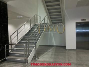Merdiven kostrüksiyonu Kod: MD-12