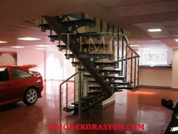 Merdiven kostrüksiyonu Kod: MD-24