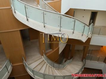 Merdiven kostrüksiyonu Kod: MD-69