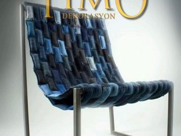Sandalye Tasarımı Kod: ST-06