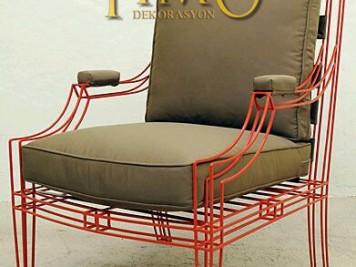 Sandalye Tasarımı Kod: ST-16
