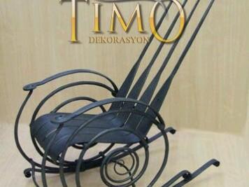 Sandalye Tasarımı Kod: ST-07