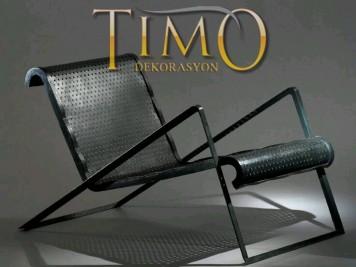 Sandalye Tasarımı Kod: ST-14